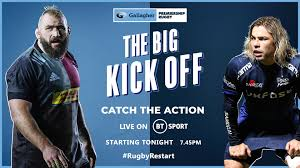Premiership Rugby - TONIGHT is the ...