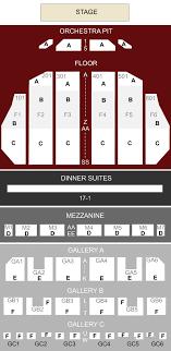 broadway theatre seating chart new fox theatre detroit mi seating chart se detroit theater