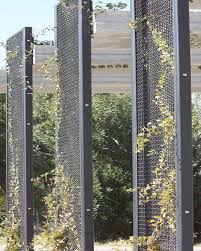 Small Picture McNICHOLS ECO MESH Modular Faade and Trellis System
