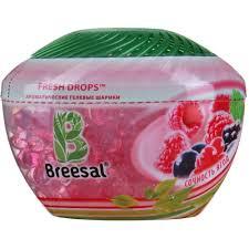 <b>Ароматические гелевые шарики Breesal</b> Сочность ягод 215 г ...