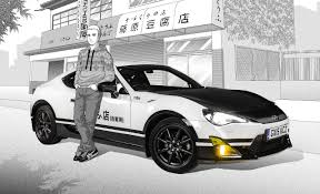 Toyota GT86 Initial D concept harks back to the AE86 Sprinter icon ...