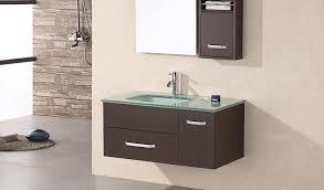 cheap bathroom vanities with sink. Design Element Christine 35\u2033 Single Sink \u2013 Wall Mount Vanity Set In Espresso Cheap Bathroom Vanities With