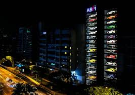 Luxury Car Vending Machine Cool You Can Now Buy Luxury Cars From A Gigantic 48Story Car Vending Machine