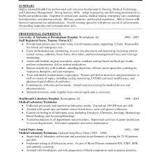Resume Templates Sample Nurse Cover Letter Skills Newly Graduated ...