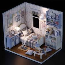 handmade dolls house furniture. Handmade Doll House Furniture Miniatura DIY Miniature Dollhouse Wooden Toys For Children Grownups Birthday Gift-in Houses From \u0026 Hobbies On Dolls I