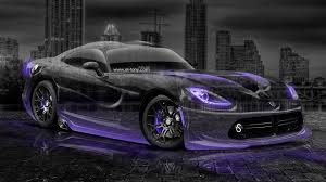 dodge viper crystal city car