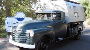 1952 Chevrolet Steve MCQUEEN Custom Camper Pickup | F312 | Santa ...