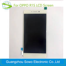 Oppo R1s 8007 Lcd Touch Screen Display ...