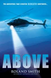 Above by Roland Smith | Scholastic