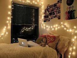 Bedroom String Lights Decor