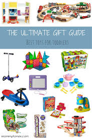 A list of the best toys for toddlers that have been mom-vetted and toddler-approved!  Any of these toys would make great birthday or holiday gifts for kids ...