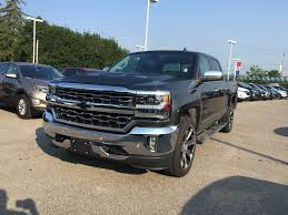 New 2018 Chevrolet Silverado 1500 4 Door Pickup in Courtice, ON U160