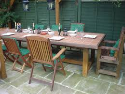 12 Seat Outdoor Dining Table Tables Outdoor Dining
