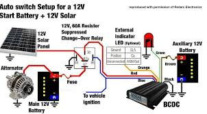 rob installs a redarc bcdc charger redarc s wiring using a rk1260 relay my wiring diagram