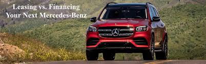 Buying Vs Leasing A Car Boise Id Mercedes Benz Of Boise