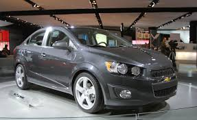 All Chevy chevy cars 2012 : 2012 Chevrolet Sonic | Video | Features | Car and Driver