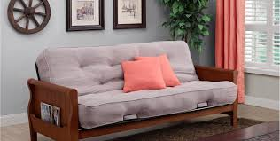 Full Size of Futon:queen Size Futon Low Lying Modern Bed With Galaxy  Coolmax Foam ...