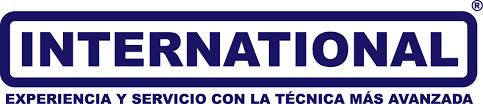 Resultado de imagen para logo de international