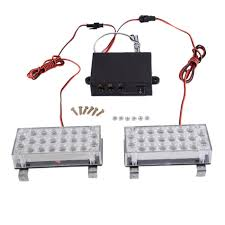 12v Strobe Light Circuit Dc 12v 44 Led Waterproof Car Lights Blasting Flashing Flash