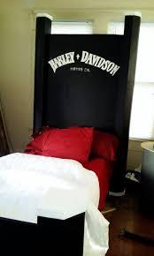 Reduced HARLEY DAVIDSON headboard n footboard Furniture in San