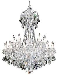 at houzz schonbek olde world 35 light chandelier in silver with clear crystals from swarovski