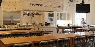 stonewall kitchens installs sub zero wolf appliances in maine cooking