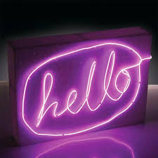 am may diy neon sign kit neon sign make your own lights diy