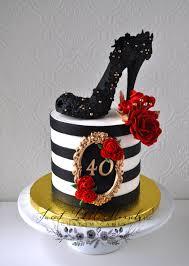 40th Birthday Cake Cakecentralcom