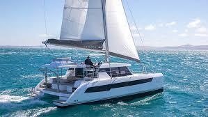 <b>Leopard</b> 42 | <b>Leopard</b> Catamarans RU