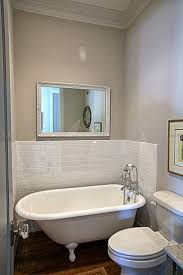 small clawfoot tub. 1000 Ideas About Clawfoot Tub Bathroom On Pinterest Simple Designs Small
