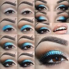 sky blue eyes lips