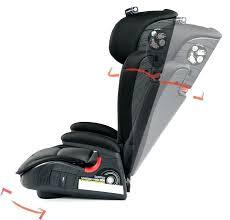 peg perego primo viaggio convertible car seat manual booster recline installation