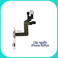 Cáp nguồn, đèn flash iphone 6s plus 6splus zin bóc máy