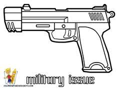 Small Picture gun Coloring Pages Projects to Try Pinterest Guns Coloring