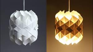 Love Diy Lamps Diy Cool Paper Lamp From Mr Hacker Youtube
