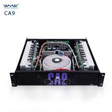 2channel High Power Amplifier Audio Ca 9 - Buy High Power Amplifier  Audio,High Power Amplifier Audio,High Power Amplifier Audio Product on  Alibaba.com