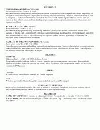 Resume Examples Amazing 10 Pictures And Images As Examples Of