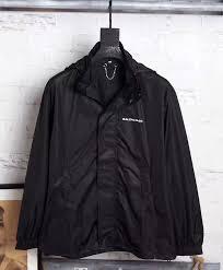 replica balenciaga windbreaker jacket