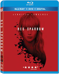 Red Sparrow [Blu-ray]: Amazon.co.uk: DVD & Blu-ray