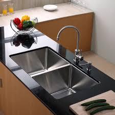 kraus 23inch undermount enchanting stainless steel kitchen sink gauge