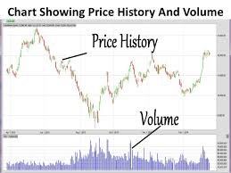 Price And Volume Charts Stock Market Analysis Introduction
