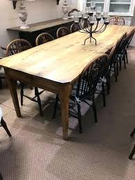 big dining room tables lovely chestnut french farmhouse table a very large antique comfortably seating people big dining room tables