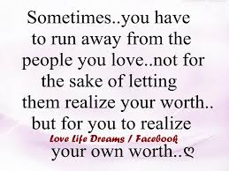 Running Away Quotes Extraordinary Quotes About People Running Away On QuotesTopics