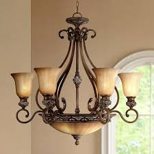kathy ireland lighting fixtures. Simple Fixtures A Beautiful Large Chandelier Design From The Kathy Ireland Lighting  Collection With Nine Lights And Champagne Throughout Lighting Fixtures S