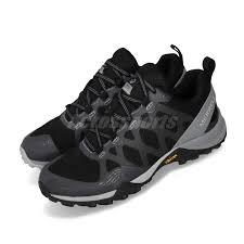 Details About Merrell Siren 3 Gtx Gore Tex Vibram Black Grey Women Outdoors Trail Shoes J83138