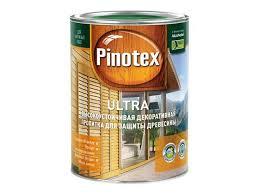 <b>Средство деревозащитное PINOTEX Ultra</b> 1л орегон – купить в ...