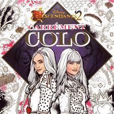 Carr Ment Colo Descendants 2 Livre Jeux Et Coloriages Cultura