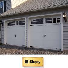 clopay custom garage door installer