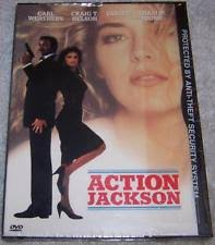 vanity action jackson. Action Jackson DVD Carl Weathers Craig T. Nelson Vanity Sharon Stone NEW SEALED