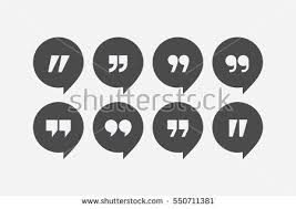 Quote Symbol Awesome Vector Quotation Mark Symbol Collection Download Free Vector Art